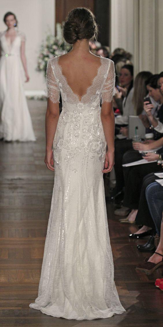 浏览Jenny Packham最新款设计师婚纱