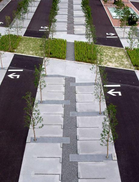Parking Lot by PLATdesign