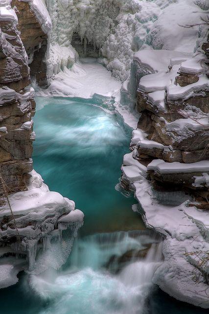 Jasper National Park - Alberta Canada