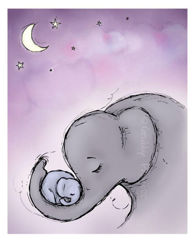Princesse Grubby - Eléphants