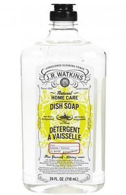 JR Watkins dish soap
