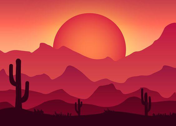 在今天的Adobe Illustrator教程中,我会告诉你如何创建一个丰富多彩的风景场景,类似于我最近在展示中展示的那些时髦的旅行海报的风格。我们将使用简单的矢量图形制作完整的插图,然后通过充满活力的渐变让它呈现出宁静的场景......