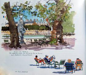 Paris deconstructed: Jardin des Tuileries