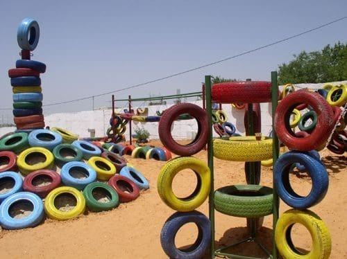 Tire Projects for Playground | Found on resc.s5.com