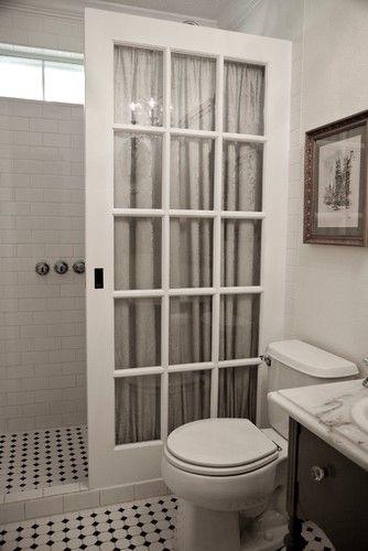 淋浴门改造
