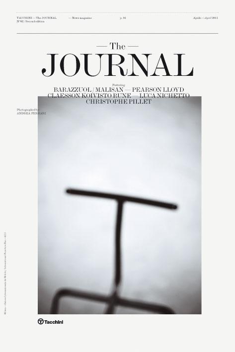 The Journal / magazine design / cover / editorial design