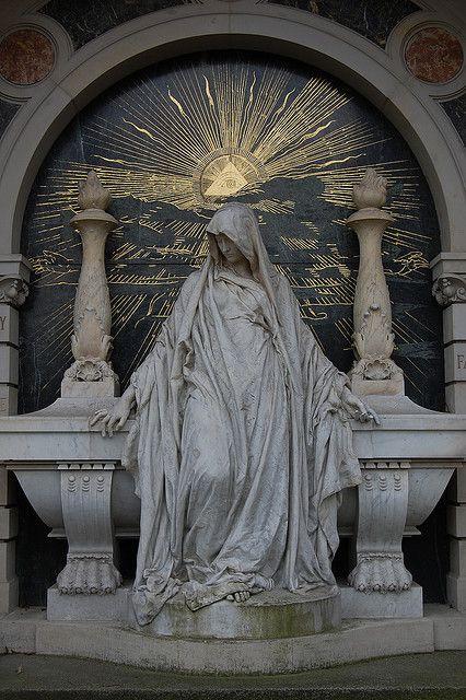 在柏林墓地看到,Alter Sankt Matthaeus Kirchhof