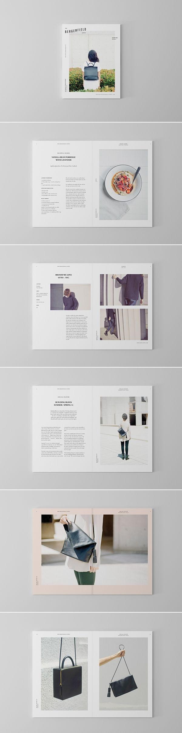 Bergenfield / by Sorbet Design