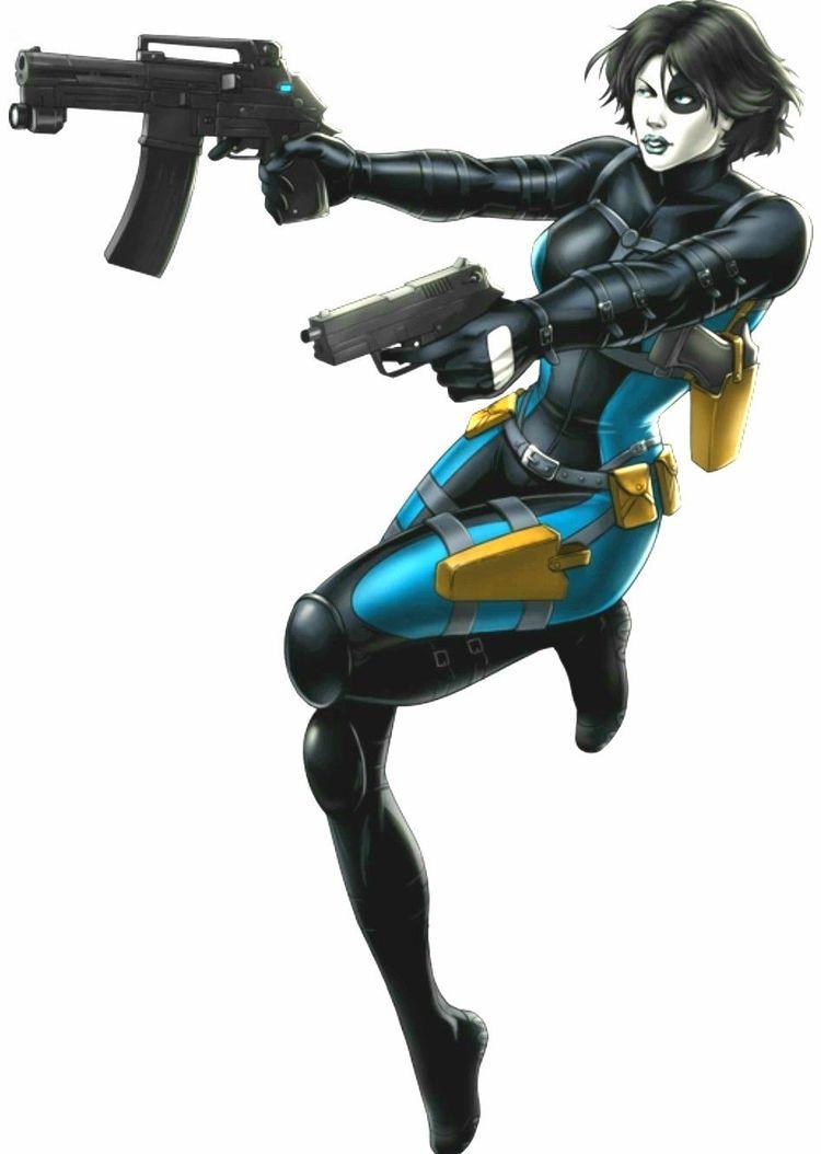 Domino - Marvel Comics - X-Force - Neena Thurman
