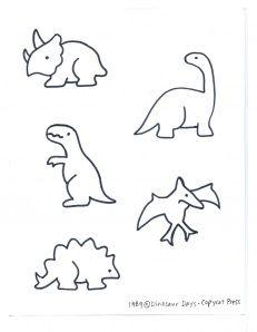 恐龙很有趣!我一直在进行一场为儿童早期带来更多乐趣的运动。我对课程和期望的数量非常熟悉,这些课程和期望管理着幼儿在sc的时间。