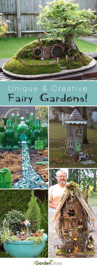 我已成为那些被称为仙女花园的微型花园世界的傻瓜。能够在花园中创建可以近距离观看的场景的能力。它有点幻想,是艺术世界的一部分。我们打赌,至少有一个关于如何制作DIY童话花园的想法,我们可以给你一个惊喜。试试这些想法!