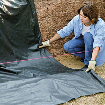 通过本分步教程,了解如何使用景观块构建挡土墙。