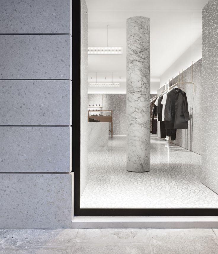 David Chipperfield Architects  -  Valentino Man Store