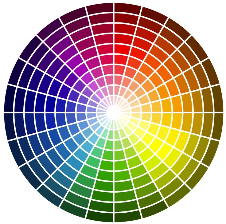 This guide provides tips on what colours to use in your art work and designs.