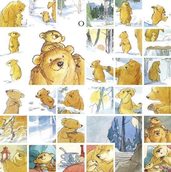 Kleiner Bär. Barbara Firth