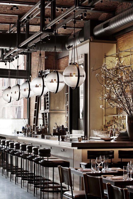 客人厨师的旋转选择在纽约市最开放的开放式厨房中居住