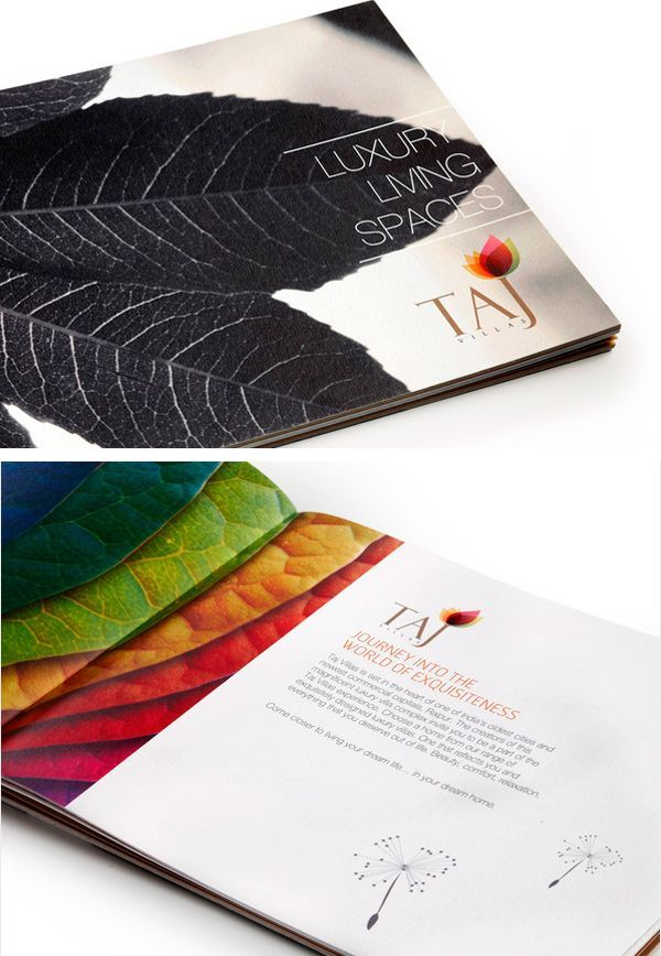 25 Creative Corporate Brochure Design examples for your Inspiration. Follow us www.pinterest.com/webneel