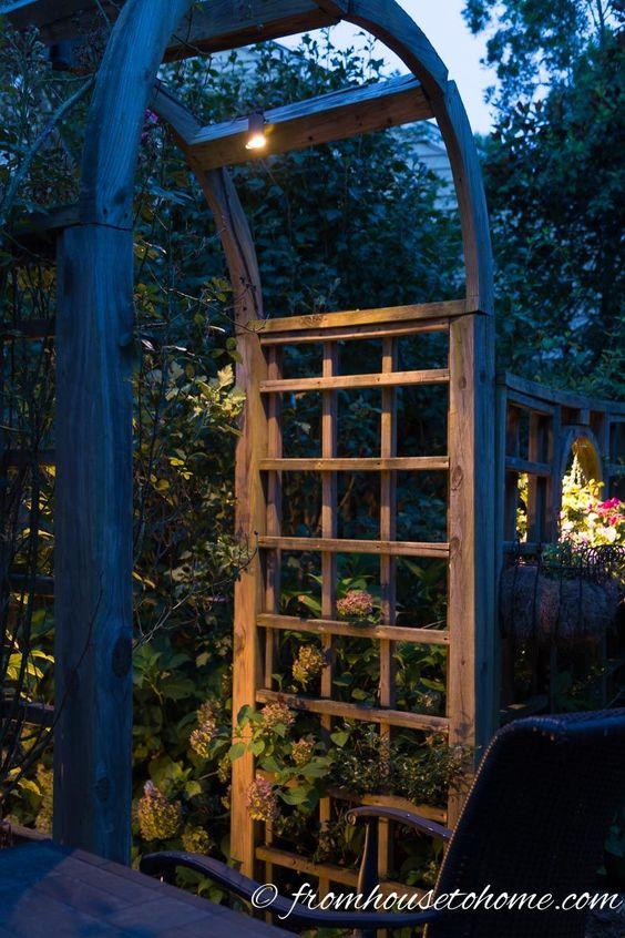 想在你的花园里设置一些戏剧性的照明,但不知道如何?从这个景观照明效果列表中获得一些想法以及如何使用它们。