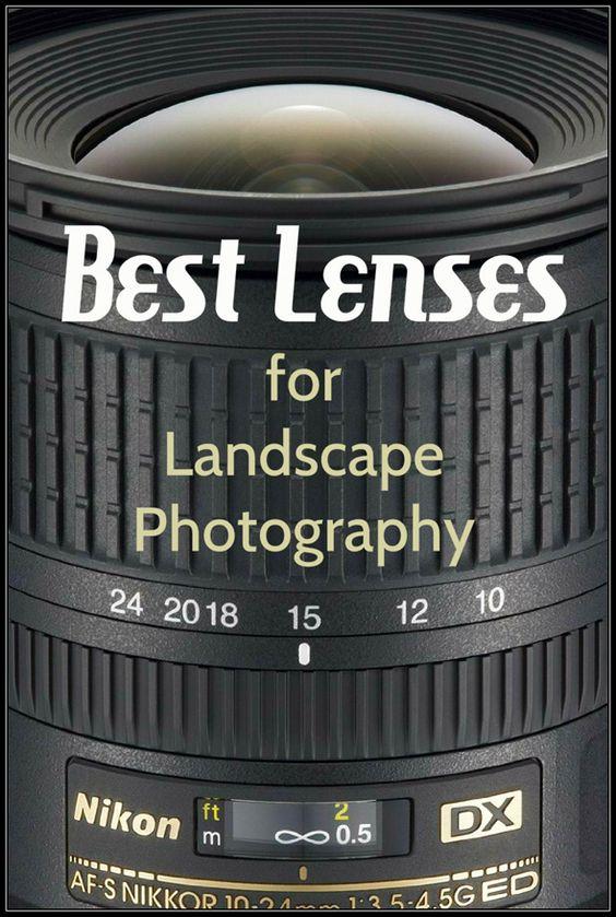 了解如何理解所有不同类型的镜头,以及如何知道哪些是风景摄影的最佳镜头。