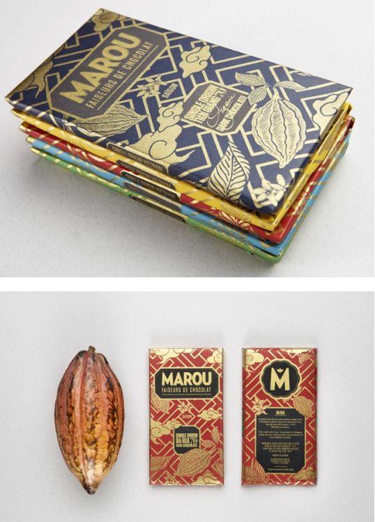 Marou Chocolate (from Vietnam)