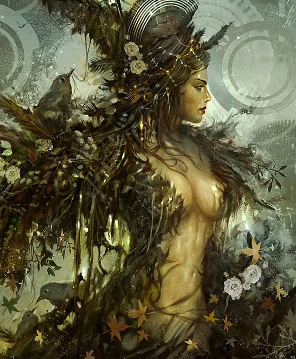 Mythical & Surreal Fantasy Art Featuring Ali Kasapoglu