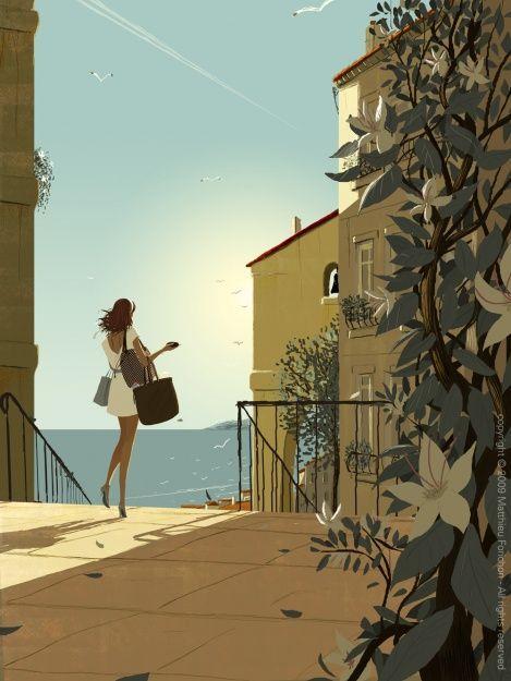 Matthieu Forichon - Travels