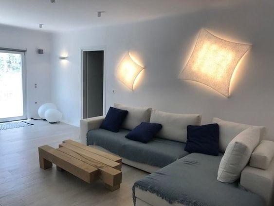 #private #residence #project #instavacation #instasummer #lighting #designlamps #instaluxury #kite #wall #installation #curvedplanes #arturoalvarez #design #mykonos #kitelamp #summerhome #poject