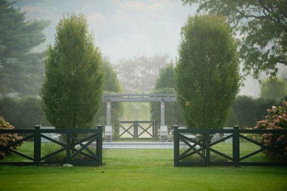 在前圣诞树农场,灵感的景观设计以现在的设计来纪念过去