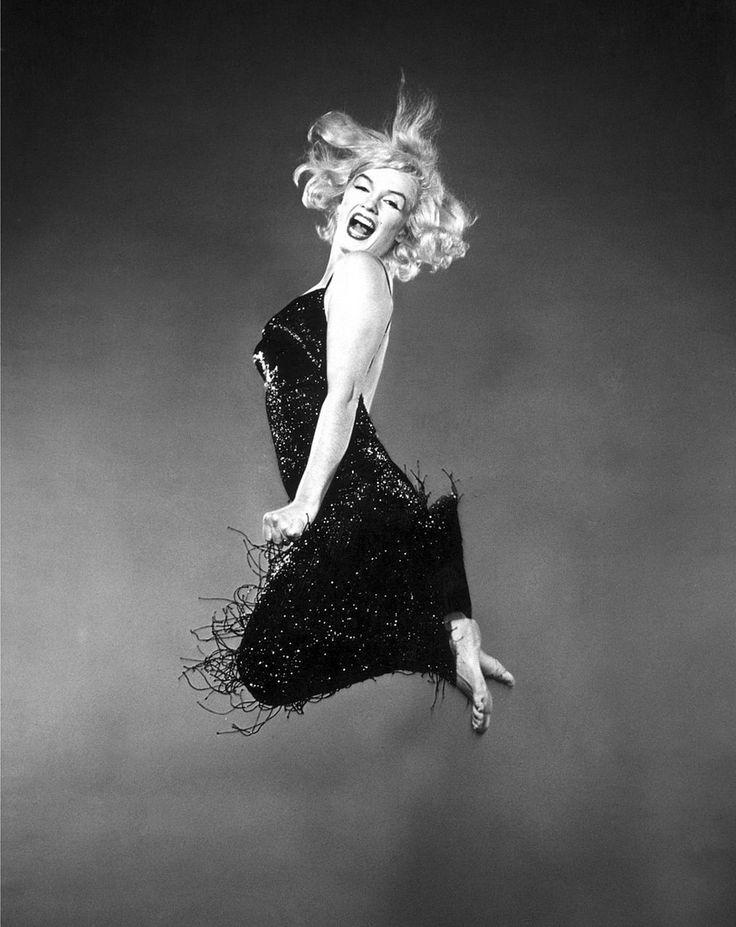 Marilyn Monroe, Philippe Halsman.