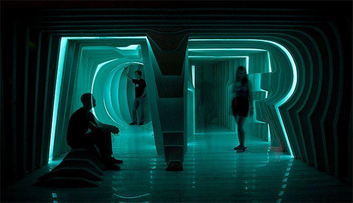 Cornea TI: Light Installation at Luminale 2014   Inspiration Grid   Design Inspiration