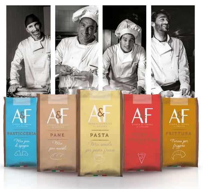 Dietro ogni storia di farina c'è una scelta sapiente. Pasta chefs PD