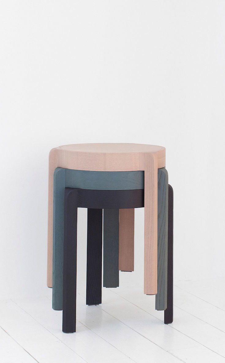 Add minimalist stool by Steffen Kehrle