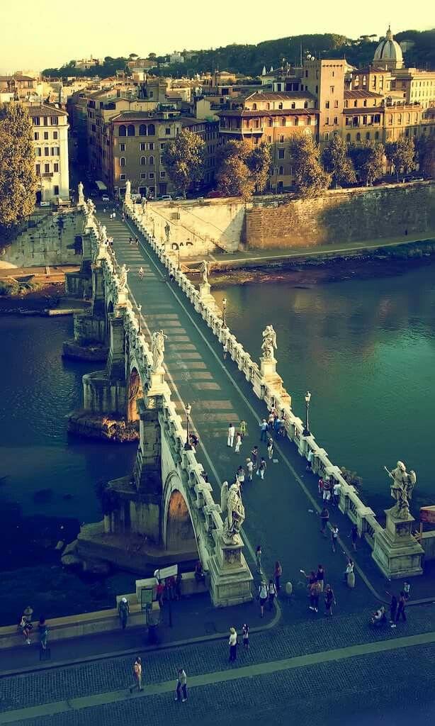 Ponte Castelo Di Santo Angelo