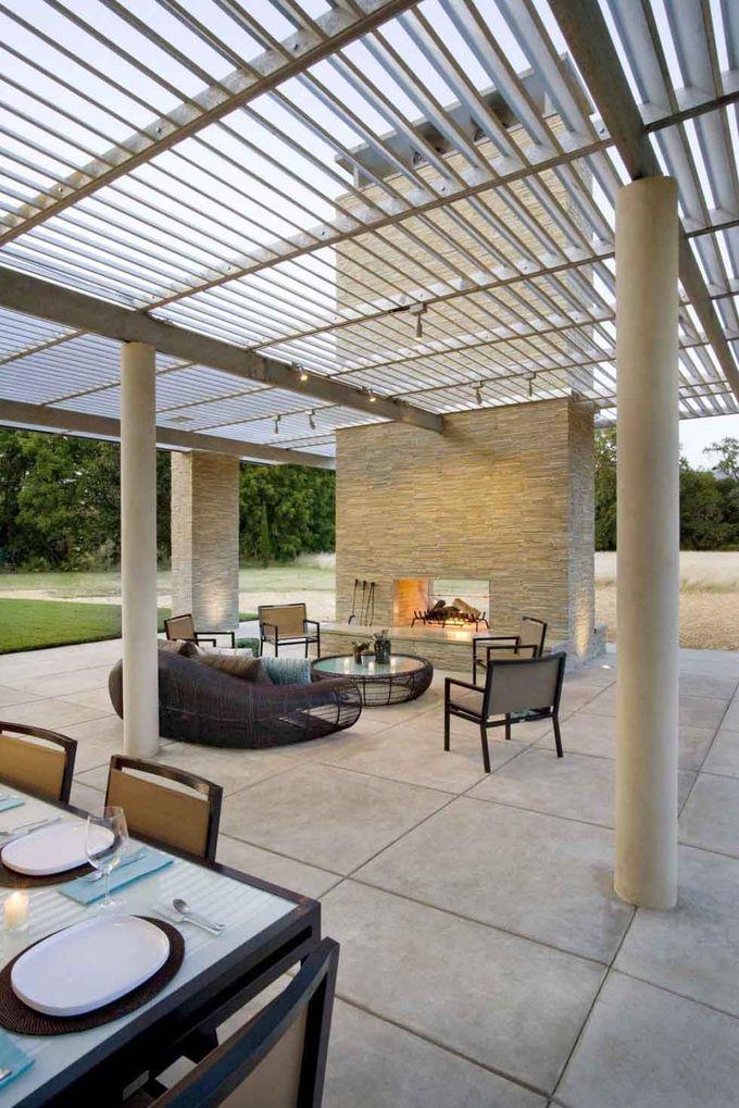 Great Contemporary Outdoor Design Ideas