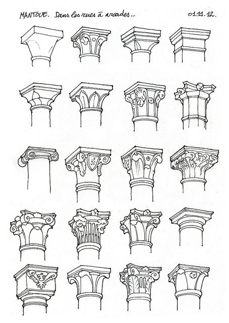 , Artist Sketchbooks , Study Resources for Art Students with thanks to gerard michel, CAPI ::: Create Art Portfolio Ideas at milliande.com, Art School Portfolio Work Keeping Sketchbooks, How to Draw Buildings, How to Sketch Architecture, How to Keep a Sketchbook https://www.facebook.com/CharacterDesignReferences