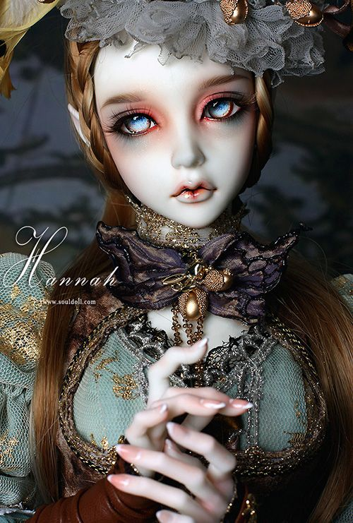 Fantasy | Whimsical | Strange | Mythical | Creative | Creatures | Dolls | Sculptures | saskha | laresinerie: *LIMITED EDITION* SOULDOLL is well...