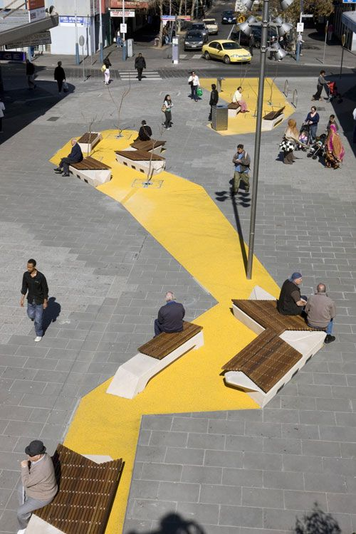 Nicholson-St_Mall-by-HASSELL-landscape-architecture-02 « Landscape Architecture Works | Landezine