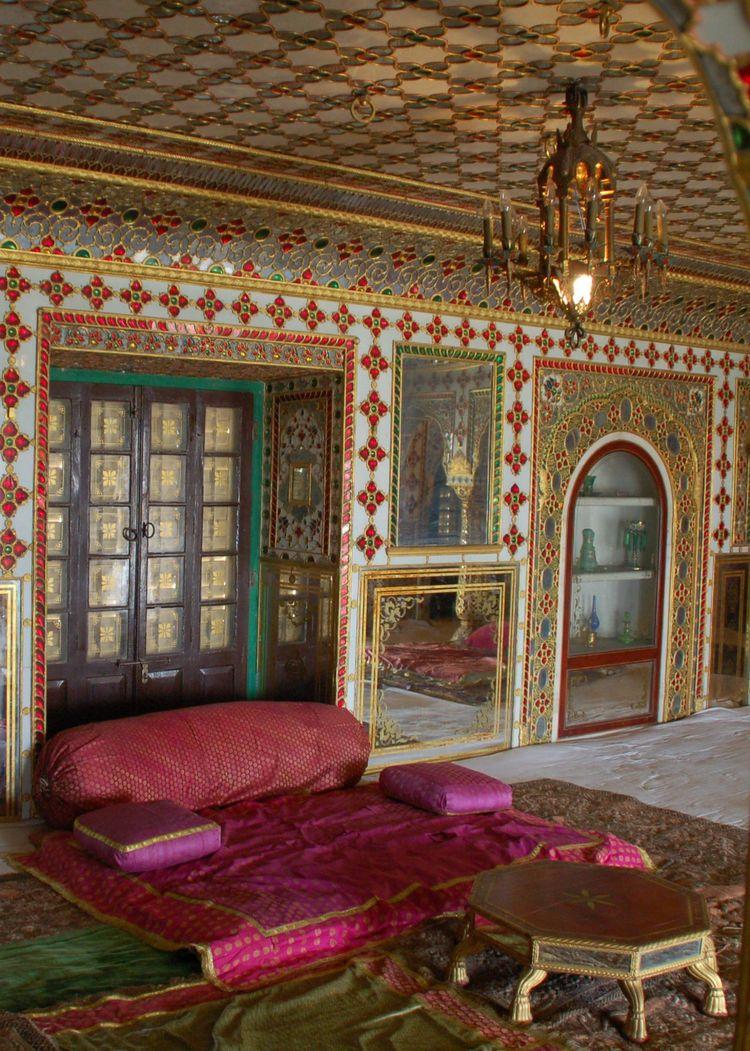城市宫殿 - 斋浦尔 - 印度斋浦尔25
