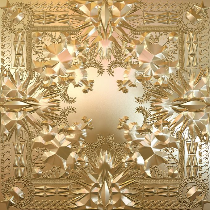 Watch the Throne- Kanye & Jay Z