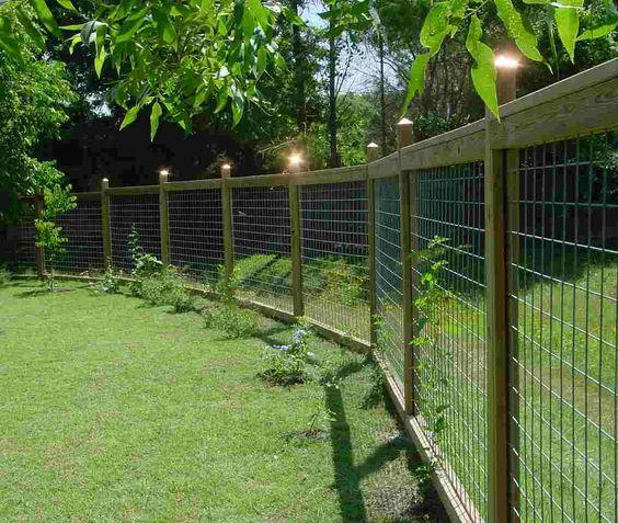 花园围栏的想法 - 在农村的院子围栏板的家!院子围栏板,现代庭院围栏建议对于许多人来说这是