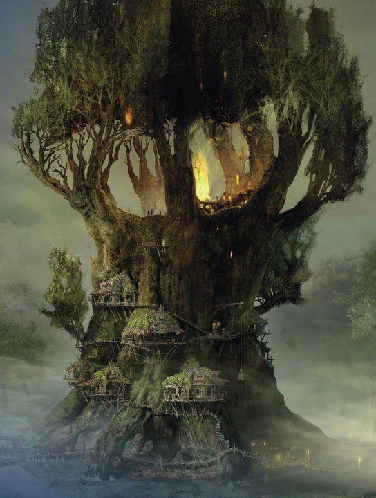 Zoron, kingdom of the elves