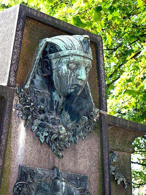 法国巴黎2009 Pere Lachaise Cemetary Pere Lachaise Cemetery©Tamar M. Thibodeau
