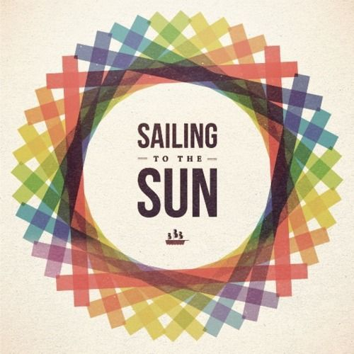 Sailing To The Sun by Jonathan Ogden