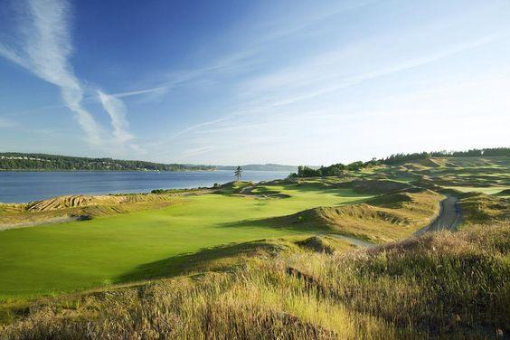 钱伯斯湾高尔夫球场,您可以玩的前100名高尔夫球场:25-1张照片| GOLF.com