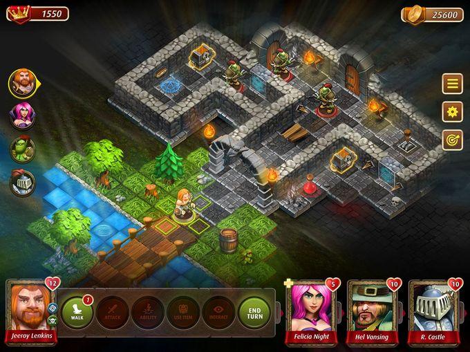 游戏大师 - 在GO上玩,创造和分享冒险!作者:Dennis Kostroman  -  Kickstarter