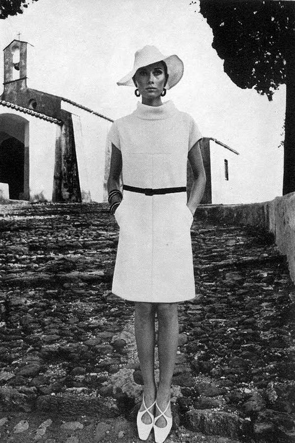 Nina Ricci Dress, 1966