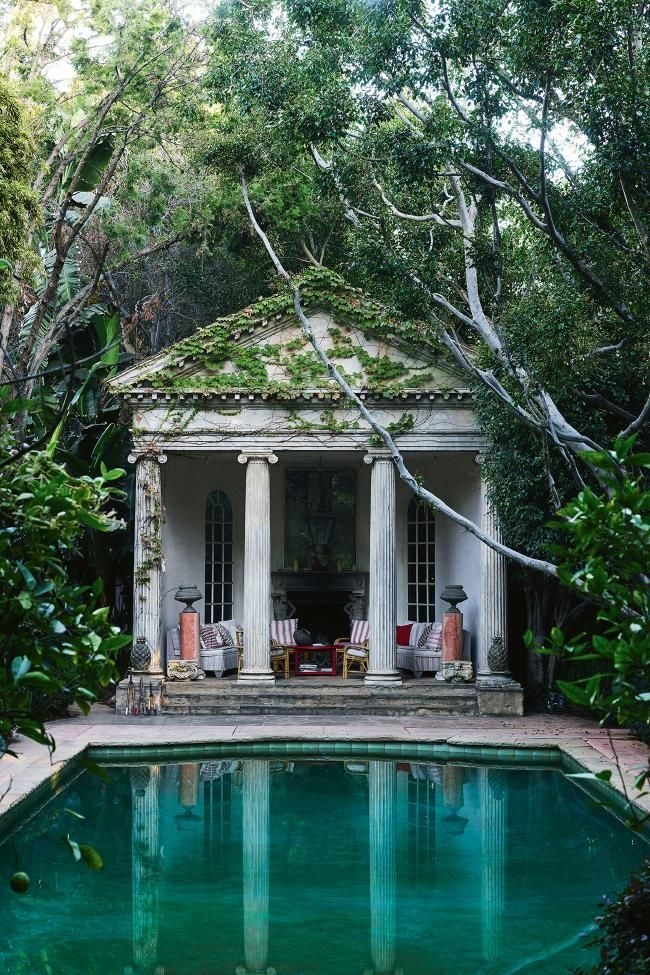 House tour: the LA mansion that's a love letter to Italian architecture