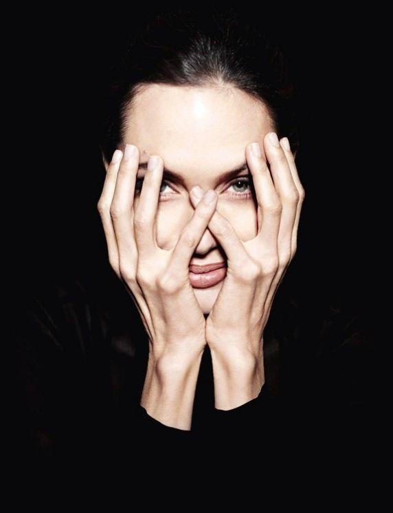 Angelina Jolie by Sofia Sanchez & Mauro Mongiello