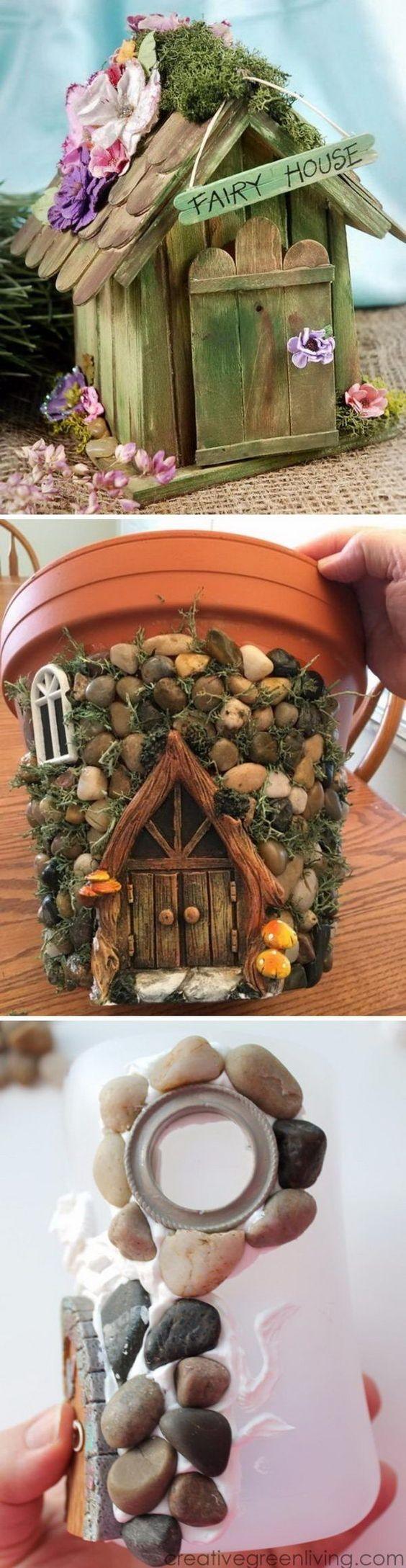 曾梦想过有一个微型花园?那么仙女花园将是伟大的你。童话花园可能受到神话,神奇和微小生物的启发,但你显然不需要相信童话建造一个。所有你需要的是创造性的想象力,你可以很容易地在你的房子找到的小物品或...阅读更多»