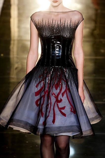 Georges Chakra (Couture), Autumn/Winter 2012-2013